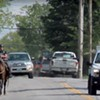 Vermont Officials Caution Drivers About Horses on Roads