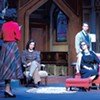 Theater Review: 'The Mousetrap,' Saint Michael's Playhouse