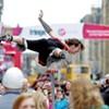 Festival of Fools Highlights Women, Music, Veteran and Newbie Street Performers