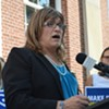 Walters: Hallquist Leaps Forward in Fundraising