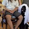 A Dog Wedding Brings Joy to a Burlington Assisted Living Home