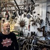 Car Repairs and Recycled Art: Norm LaRock Is an Auto Master