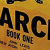 Vermont Reads Chooses First Graphic Novel, 'March: Book One'