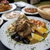 Sampling Two-Day Tagines and Hummus at Little Morocco Café