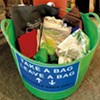 A Middlebury Bookstore Creates a Reusable Bag Share