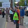 During Evangelist's Swing Through Vermont, Picketers Greet His Flock