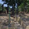 Stuck in Vermont: VYCC Community Crew Builds Stairs at Schmanska Park