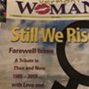 Media Note: <i>Vermont Woman</i> Publishes Final Issue, Seeks Buyer