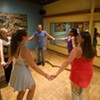 Reviving the Bosnian Lilies Dance Group