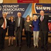 Even in Vermont, Sanders Trails Clinton in the Race for Superdelegates