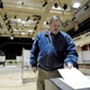 GOP Questions Politics of Elections Worker