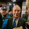 Bloomberg in Burlington: 'I'm the Only Candidate That Can Beat Trump'