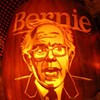 Burning the Bern: Ashley Campbell's Presidential Pumpkin