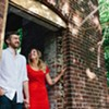 <i>Nest</i> House Hunt: An Older House With Character for the Newlyweds