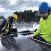 Solar Flares: Call to Double Vermont's Renewable Energy Capacity Ignites Debate