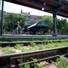 Amtrak Trains Will Be Kept in the Rail Yard in Burlington