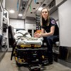 College Student and Volunteer First Responder: Gabrielle Stevens