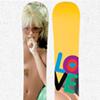 Burton Shreds Progress of Women with New Snowboard Line???