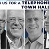 Leahy, Sanders, Welch and Scott Hold Virtual Town Hall on Coronavirus