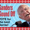 Contest: Sanders Sound Off