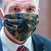 The Man Behind the Mask: Gov. Phil Scott Leads Vermont Through the Coronavirus Crisis