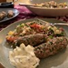 Home on the Range: Middle Eastern Kofta Kebabs