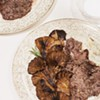 Farmers Market Kitchen: Pan-Seared Venison With Oyster Mushrooms