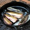 Home on the Range: Gone Fishin' With Vermont Wild Kitchen