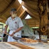 Dining Outside in Vermont: Pizza, Oysters and Elbow Room