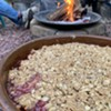 Home on the Range: Strawberry-Rhubarb Crisp