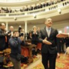 Shumlin to Campaign for Clinton in Iowa