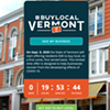 Vermonters Swarm Website in Search of 'Buy Local' Coupons