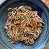 Home on the Range: Five Spice Café Sesame Peanut Noodles