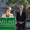 Bucking Democratic Party, Ingram Endorses Milne for LG