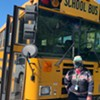 Stuck in Vermont: Everyone Loves Lucy Cooney, Bus Driver at Shelburne Community School