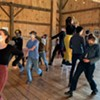 Stuck in Vermont: Students Sing and Dance in Shaina Taub's 'Twelfth Night' in North Hero