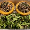Home on the Range: Harvest-Stuffed Squash