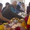 Saraswati Puja at the O'Brien Center