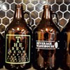 Winooski Beverage Debuts Growler Bar