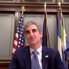 Weinberger Devotes State of the City Speech to Racial Justice Efforts