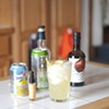 Farmers Market Kitchen: Elder-Ginger-Lemon Spritzer
