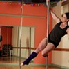Bohemienne Fitness Builds Sexy Strength Around the Pole
