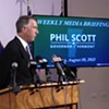 Gov. Phil Scott