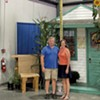 Jericho Couple's Record-Tall Sunflower Wins Blue Ribbon at the Fair