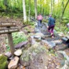 Charlotte's Mount Philo State Park Gets an Updated Trail — Complete With Stone Staircases