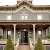 A Burlington B&B Artfully Mixes Old and New