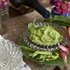 Farmers Market Kitchen: Thai Basil-Coconut-Cashew Pesto