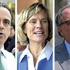 At Gubernatorial Debate, Dems Clash Over Campaign Cash