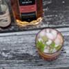 Farmers Market Kitchen: Currant Whiskey Smash