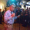 Al Franken Stumps in Burlington for Vermont Democrats